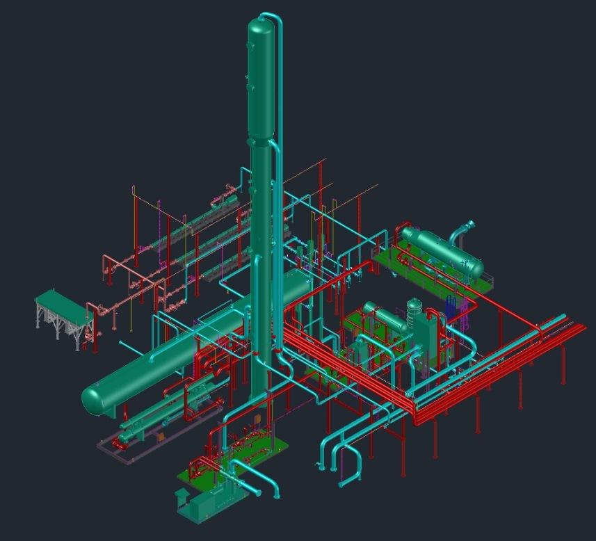 225 MMSCFD RSV Cryo Plant